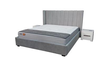 Ліжко 1,8 Сабріна сіре