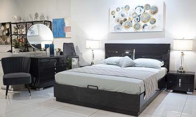 Ліжко 1,6 Дакота з підйомним мех-ом