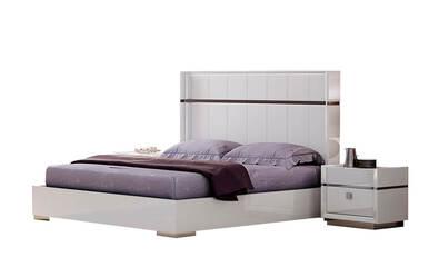 Ліжко 1,8 ЛОНДОН білий